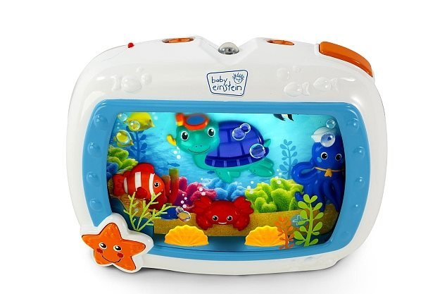 Baby Einstein Sea Dreams Soother Review