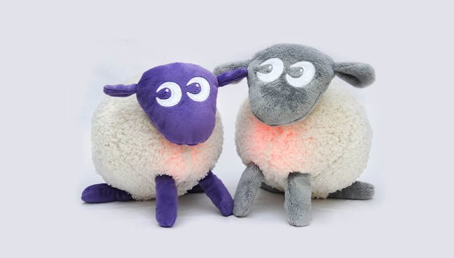 Ewan the Dream Sheep Purple Review