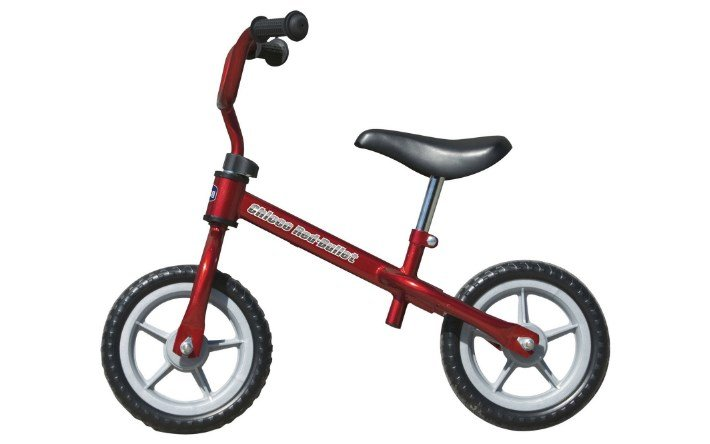 Chicco Red Bullet Balance Bike Review