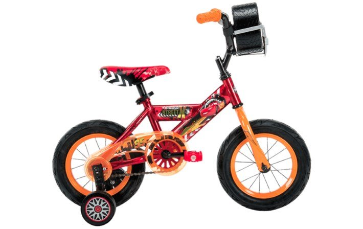 DisneyPixar Cars Boys' Bike by Huffy Review