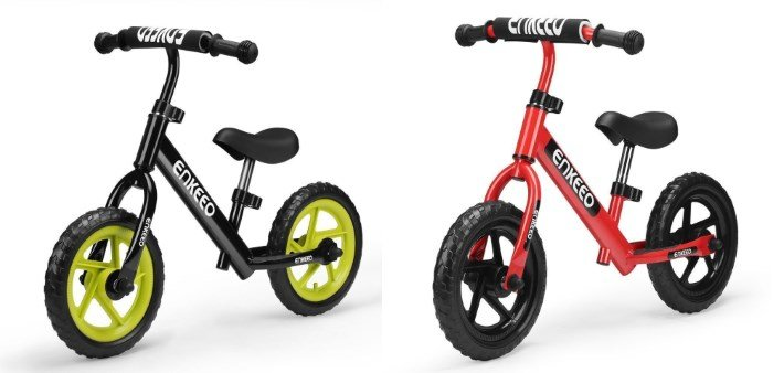 ENKEEO 12 Sport Balance Bike Review