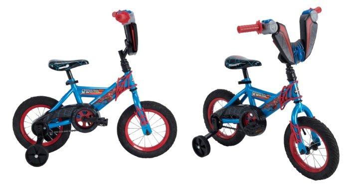 Huffy Marvel Spider-Man Boy's Bike Review