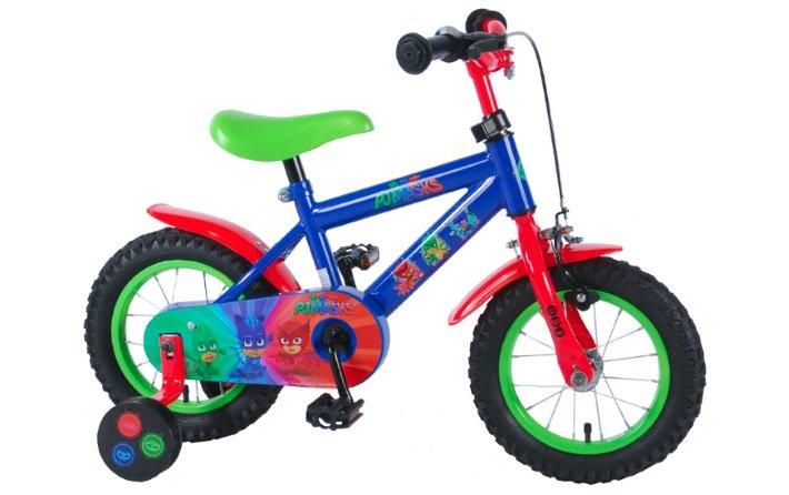 "PJ Masks Boy's 12"" Bicycle Review"