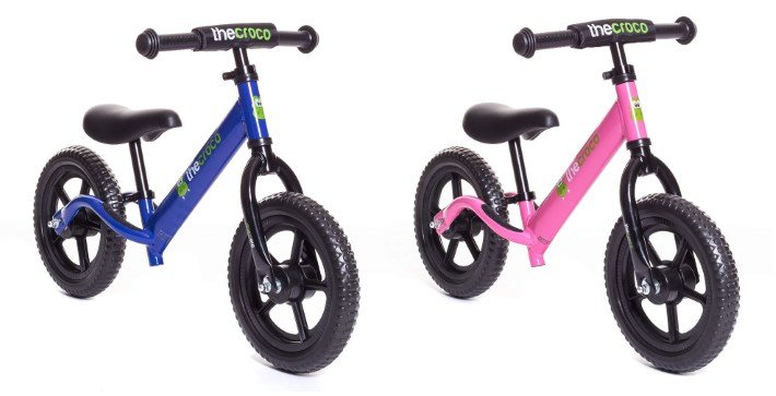 TheCroco Premium & Ultra-Light Balance Bike Review