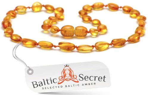 Baltic Secret Amber Teething Necklace Review