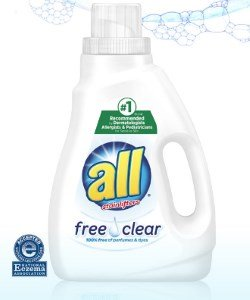 All Free Clear Liquid Laundry Detergent Review