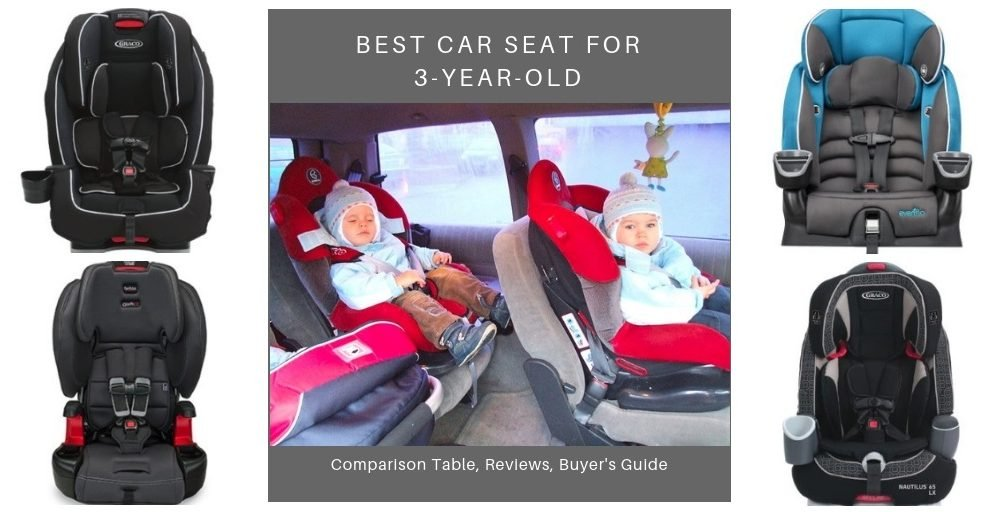Best Car Seat for 3-Year-Old in 2020