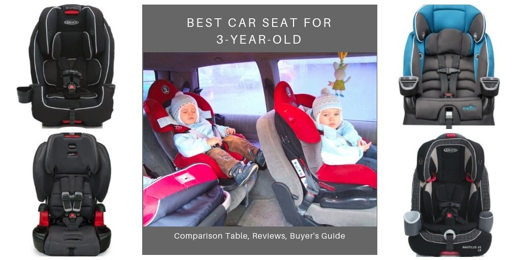 Best Car Seat for 3-Year-Old in 2021