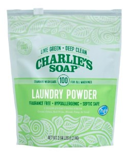 Charlie's Soap Laundry Detergent Review