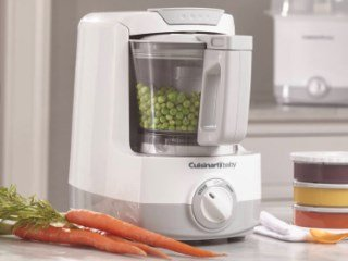 Cuisinart BFM-1000 Baby Food Maker Review