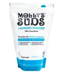 Molly's Suds Original Laundry Detergent Powder Review