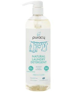 Puracy Natural Liquid Laundry Detergent Review