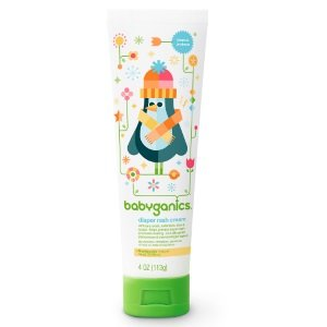 Babyganics Diaper Rash Cream Review