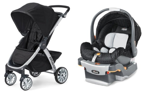 Chicco Bravo Stroller & Chicco KeyFit Infant Car Seat Review