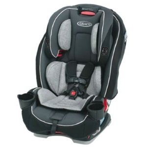 Graco SlimFit Convertible Car Seat for Small Cars