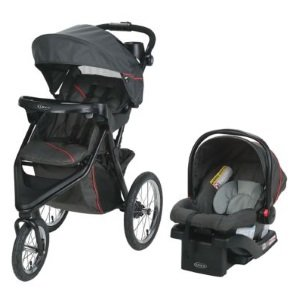 Graco Trax Jogger Travel System Review