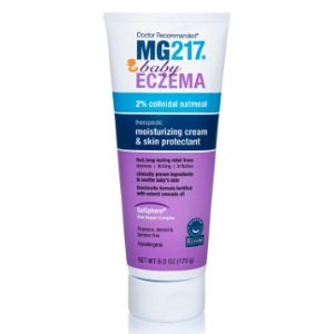 MG217 Baby Eczema Moisturizing Cream Review