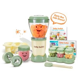 Magic Bullet Baby Bullet Baby Care System Review