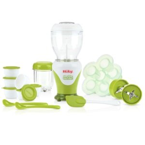 Nuby Garden Fresh Mighty Blender Review