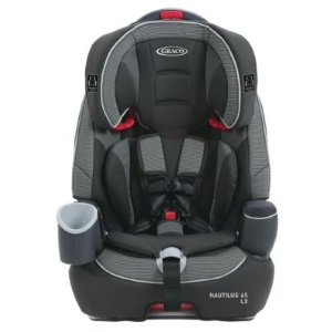 Graco Nautilus 65 LX Car Seat Review