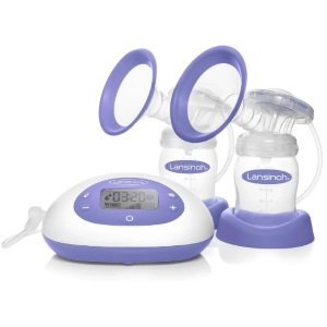 Lansinoh Signature Pro Electric Breast Pump Review