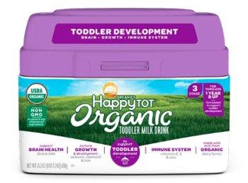 Happy Tot Organic Toddler Milk Review
