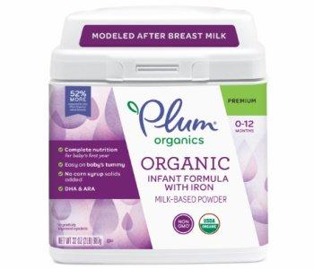 Plum Organic Infant Formula Review