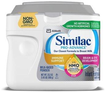 Similac Pro-Advance Non-GMO Infant Formula Review