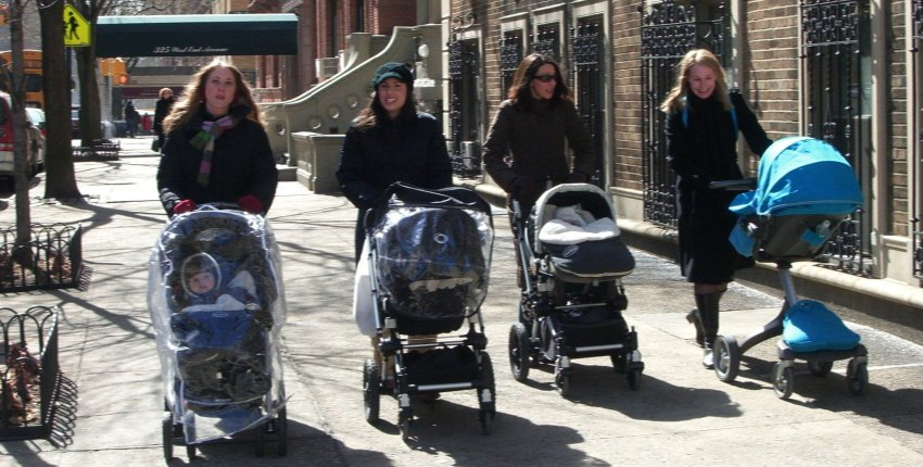 Best Stroller for NYC